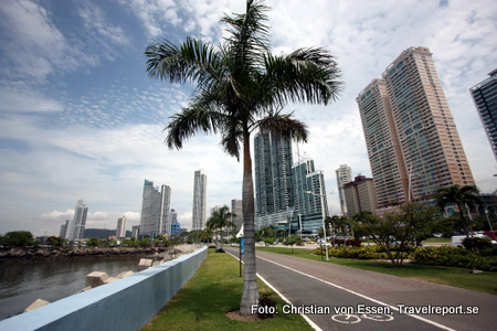 Panama City - Foto: Christian von Essen, Travelreport.se