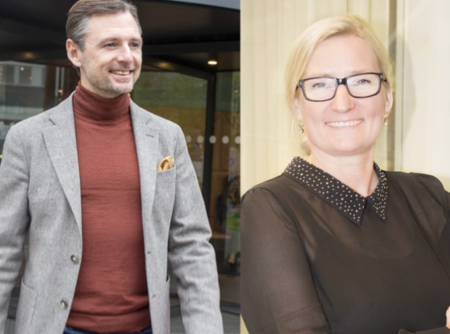Ny Chief Growth Officer och Director of Sales för BWH Hotel Group